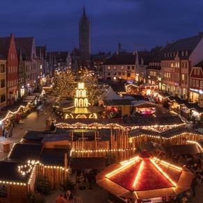 Merry Christmas - חופשת כריסמס באירופה
