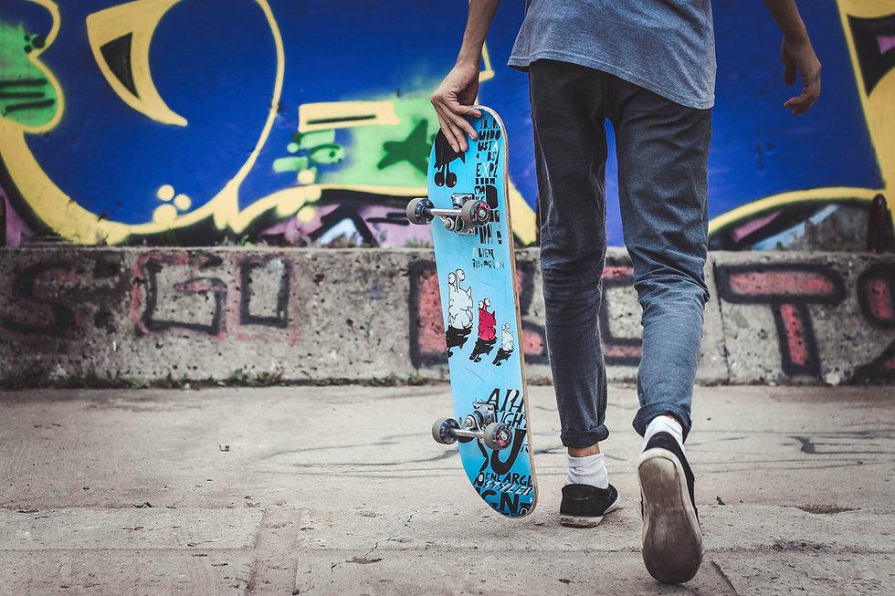 Gå til Skate