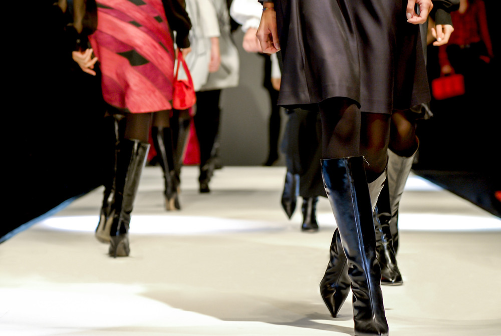 From a runway model to a fashion show choreographer to a stylist, opportunities are endless in fashion!