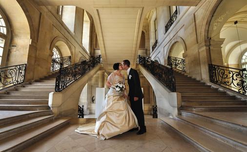 Elegantní svatba
