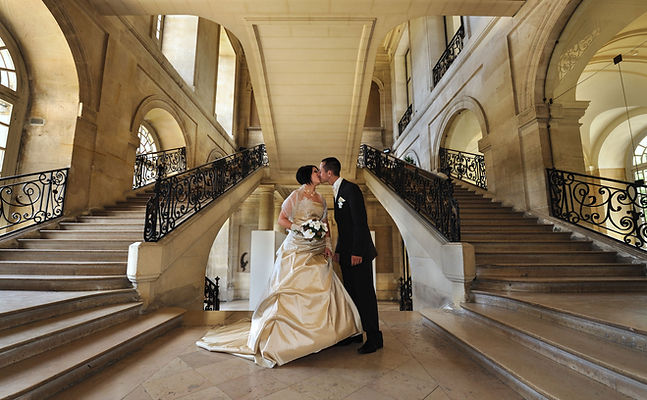 Mariage dans une mairie