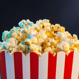 Honig Karamell Popcorn
