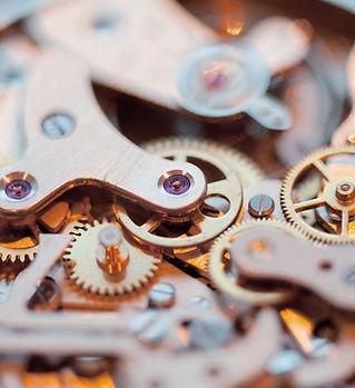 Reloj de marcha
