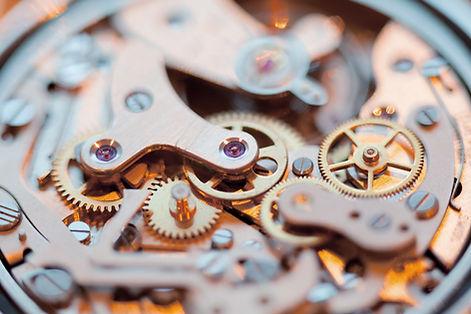 Engrenagem de relógio