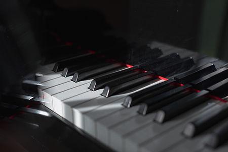 ピアノの鍵
