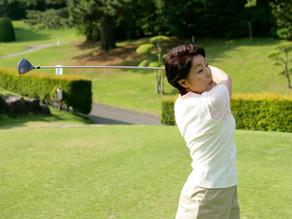 ゴルフの飛距離アップの為のトレーニング