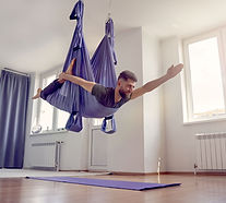 Flying Aerial Yoga Trapeze