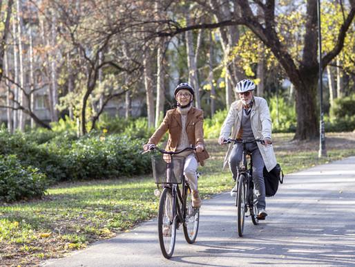 La bicicletta, star bene pedalando