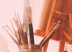 Pinceaux à peinture