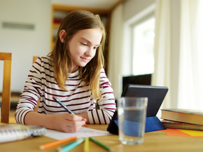 School closure from 5th April: a return to distance learning
