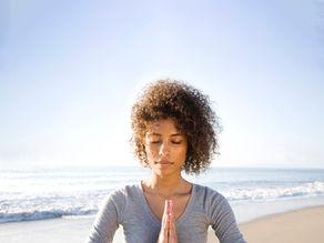 Geist, Körper und Seele im Gleichgewicht