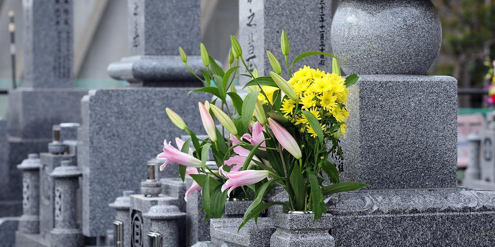 Messe pour les défunts de l'année suivie de la bénédiction des tombes au cimetière d Arlon