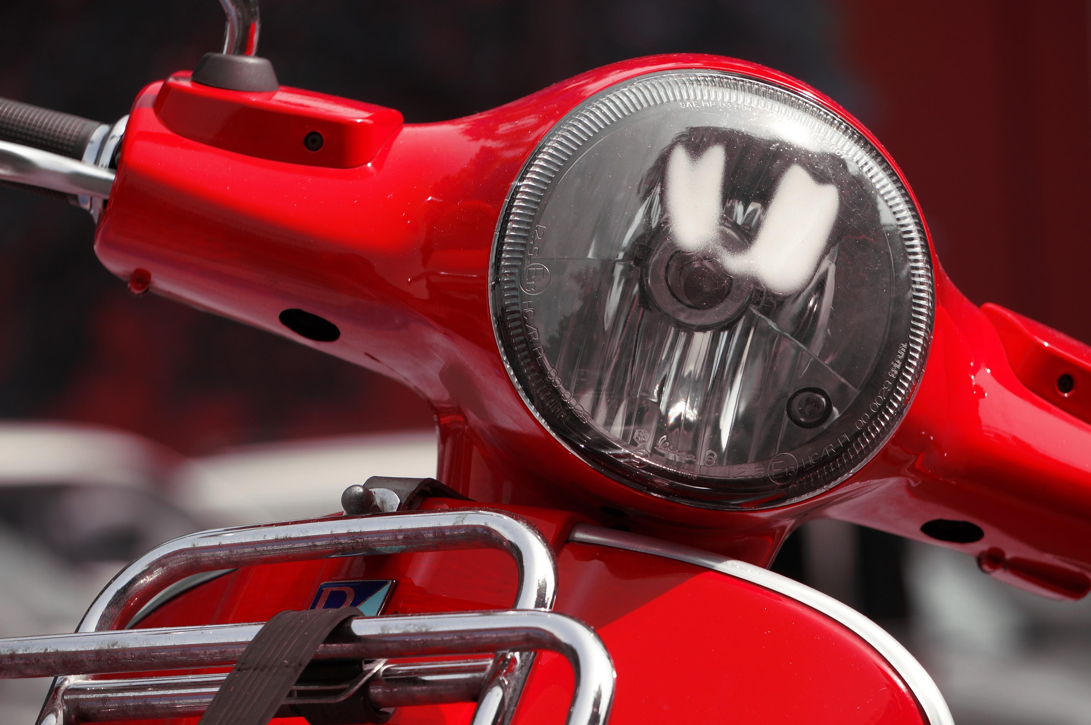 Motor Scooter Headlight