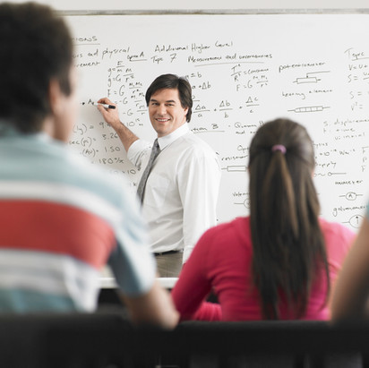 As an Educator