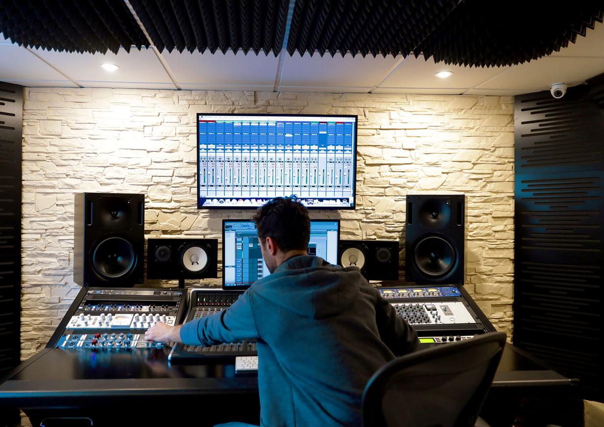 Design Recording Studio