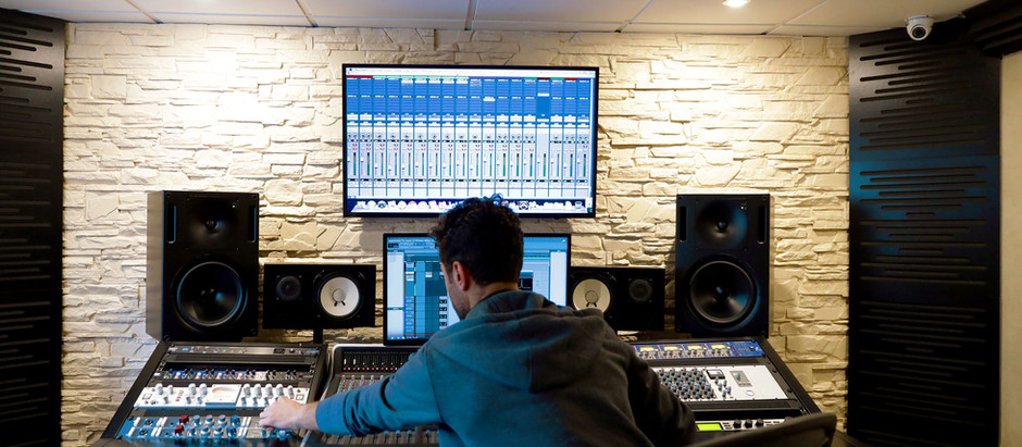 Introduction To A Production Studio