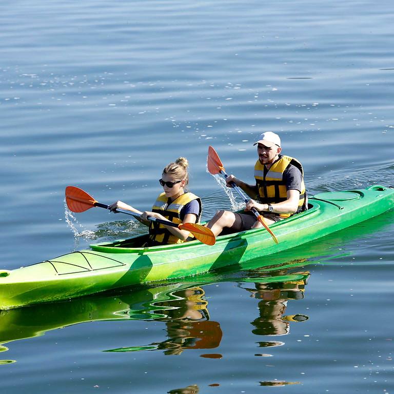 TP. Tobyhanna Paddle Trip