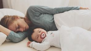 Регресия на съня в четвърти месец