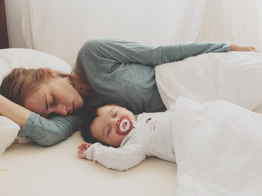 Practicing Attachment Parenting While Sleep Training