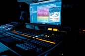 Sound effects and music licensing for VoiceOver Demos at CakeMix Recording Studio.