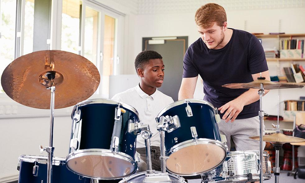 1 Term Drum Lessons