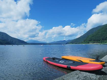 Paddle Boarding and Kayaking