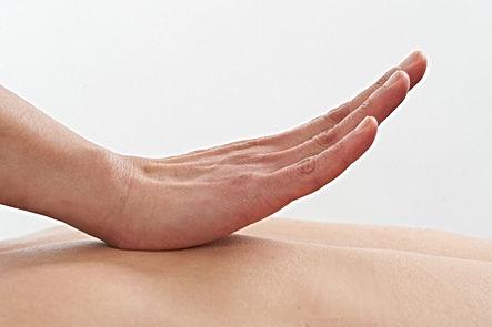 Massage du dos