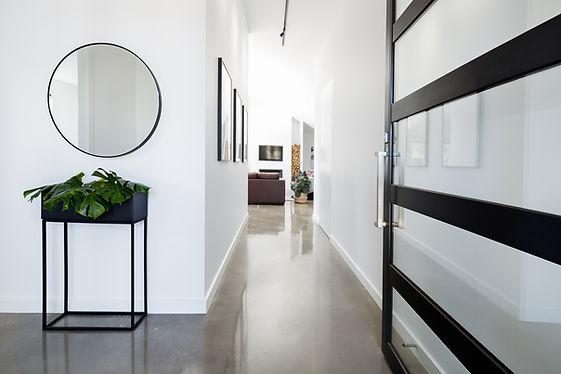 Boyde & Co Real Estate Hallway