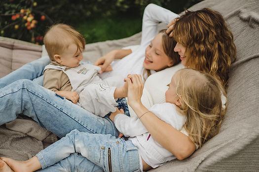 Cuidando das Crianças