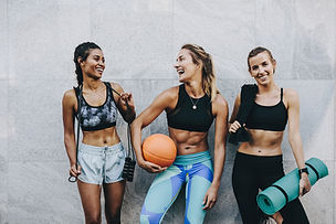 Friends Who Work Out