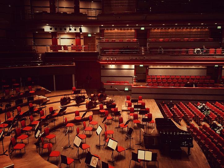 Sala concerti
