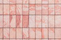 ピンクのタイルテクスチャ