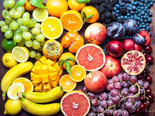 Panier de fruits - Jeanne