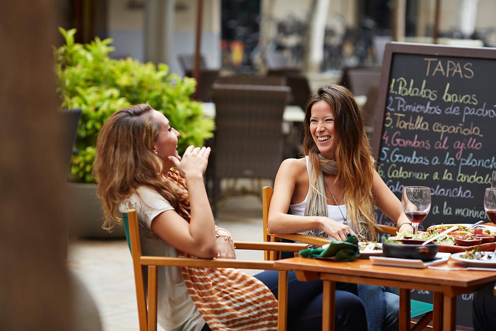 Diététicienne Biarritz Bayonne à distance restaurants tapas