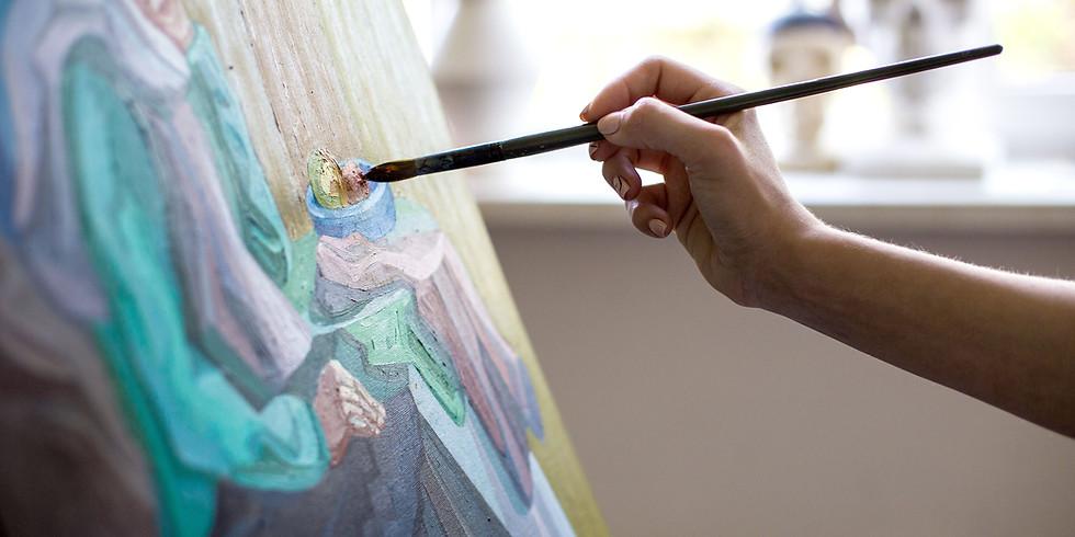 Canvas for Artwork