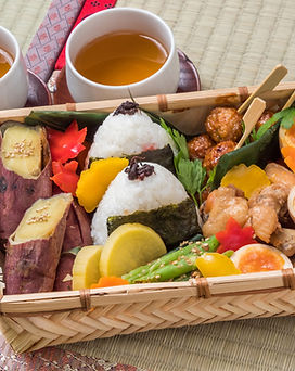 Bento Box for Two