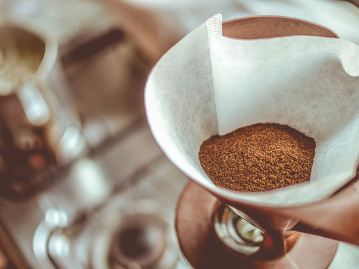 """Café moído, com palhinha é """"batizado"""""""