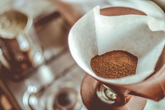 Caffè filtrato