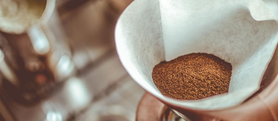 Ikke kast kaffegruten!