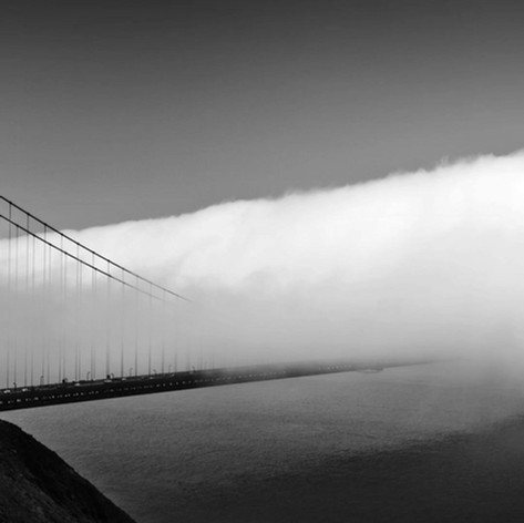 Mist Over the Bridge