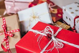Presentes de Natal
