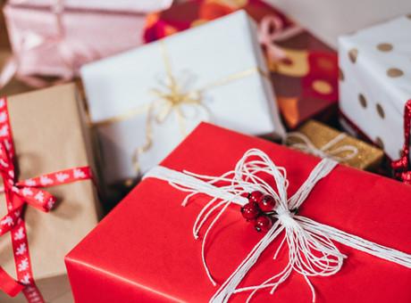 Natal Solidário - Sacolinhas de Natal