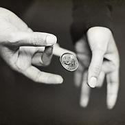 Truco de monedas