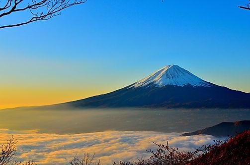 Sunrise Mount Fuji