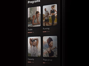 Fitness Mobile Programs