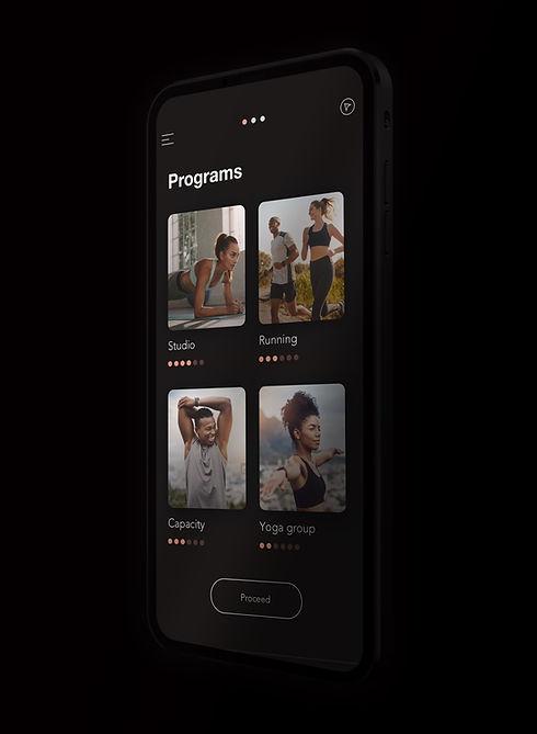 Fitness Mobile Programs
