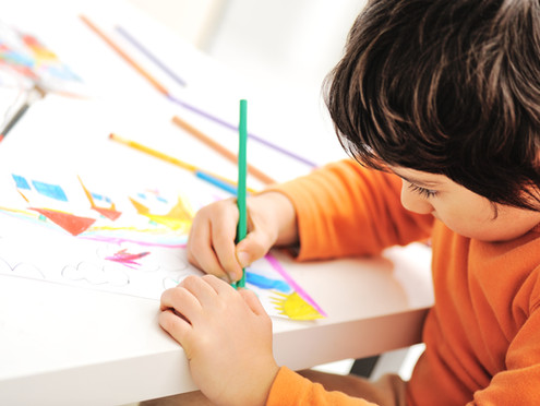 Sparking Your Child's Creativity: How to Combine Painting & Music | Musical Play