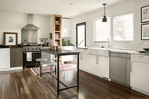 """•  Complimentary Project Consultation  •  10% off any remodeling project (Use the code """"CHAMBER10"""" at checkout)"""