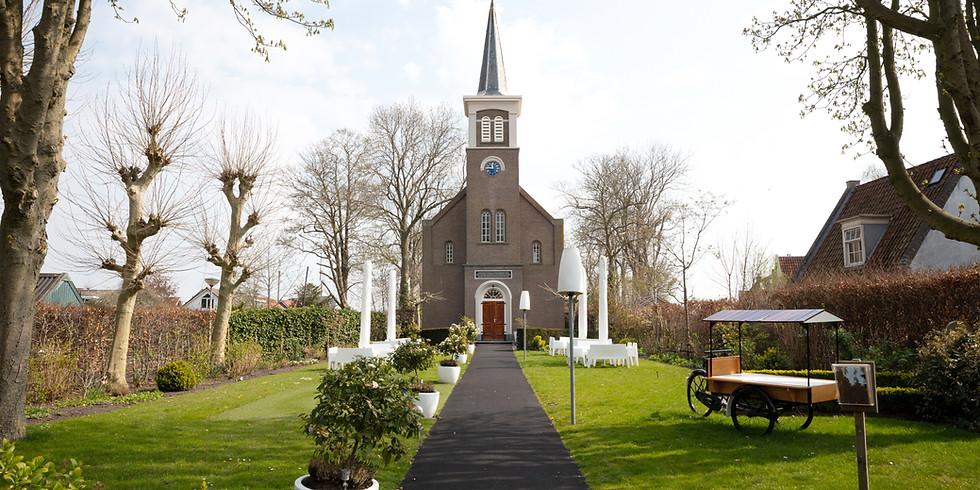 Kerkdienst Morgensterkerk 11 juli 2021