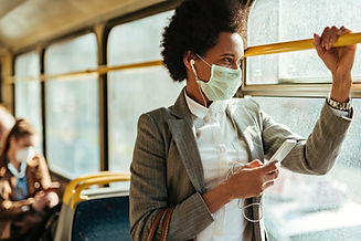 Wearing Mask in Public Transport